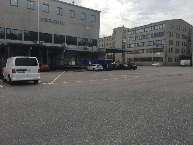 Turku – Kärsämäentie logistiikka-/varastotila (200m2-1800m2)