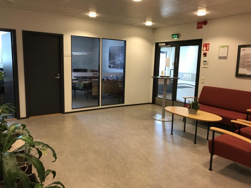 Erittäin siisti toimistotila 385m2 (Lukkocenter II.krs)