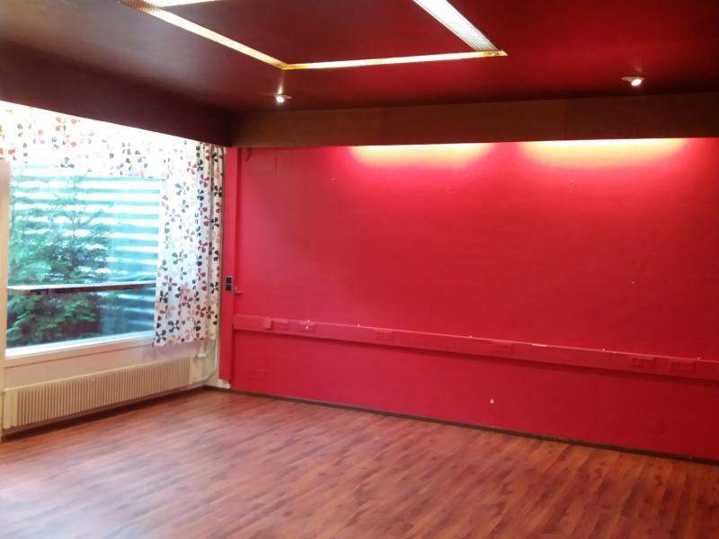 Tv-Center katutason sauna-/edustustila 150m2