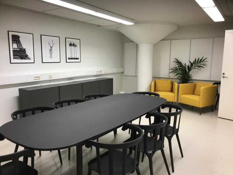 Hansa Center (korkea osa) 6.krs yksittäisiä toimistohuoneita (toimistohotelli) 12-19,3m2