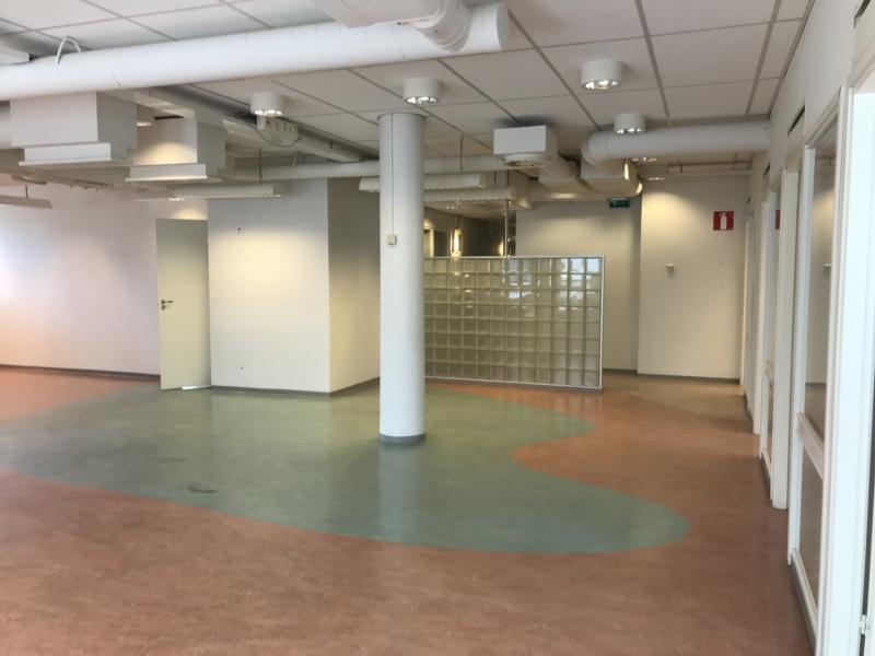Hansacenter siisti toimistotila 507m2 (2.krs siipiosa)
