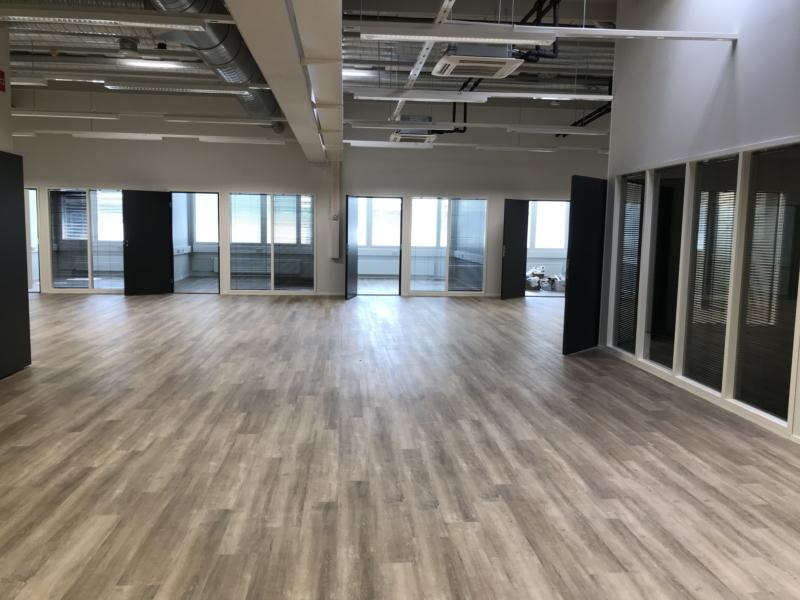Lukkocenter 2. krs siisti toimisto 215m2,271m2 tai 486m2 (rakennus B/Jimms yläkerta)